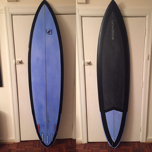 Unidrive Surfboards