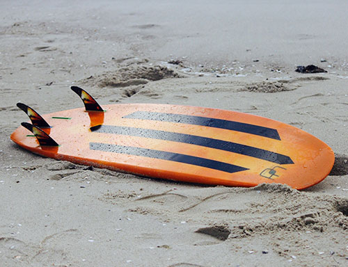 Unidrive Kitesail boards